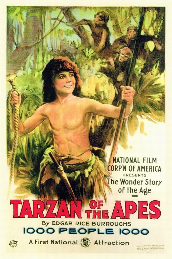 @1918 tarzan of the